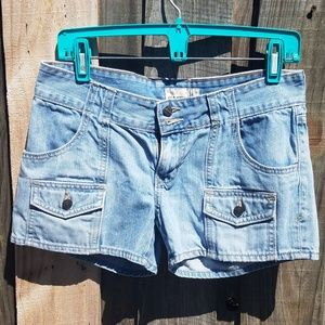Old Navy Jean Shorts size 4 regular
